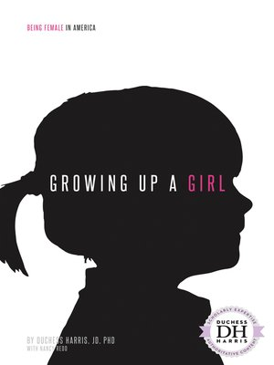 cover image of Growing Up a Girl
